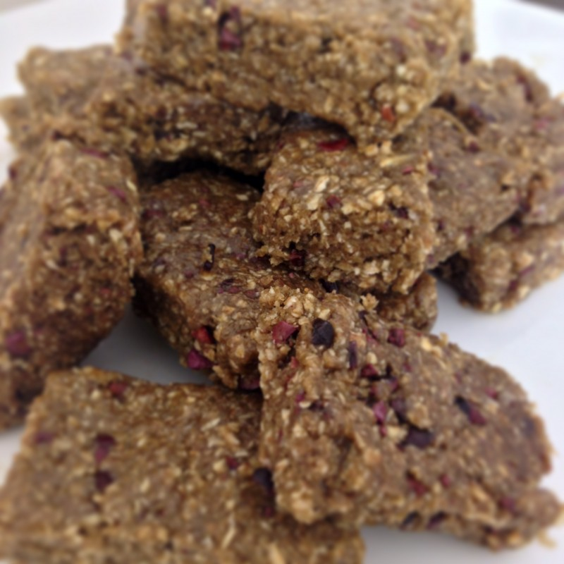 Oceanflow Yoga Newquay Cornwall Raw Protein Bars