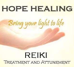Reiki attunement treatment hope healing yoga newquay cornwall Oceanflow wellbeing