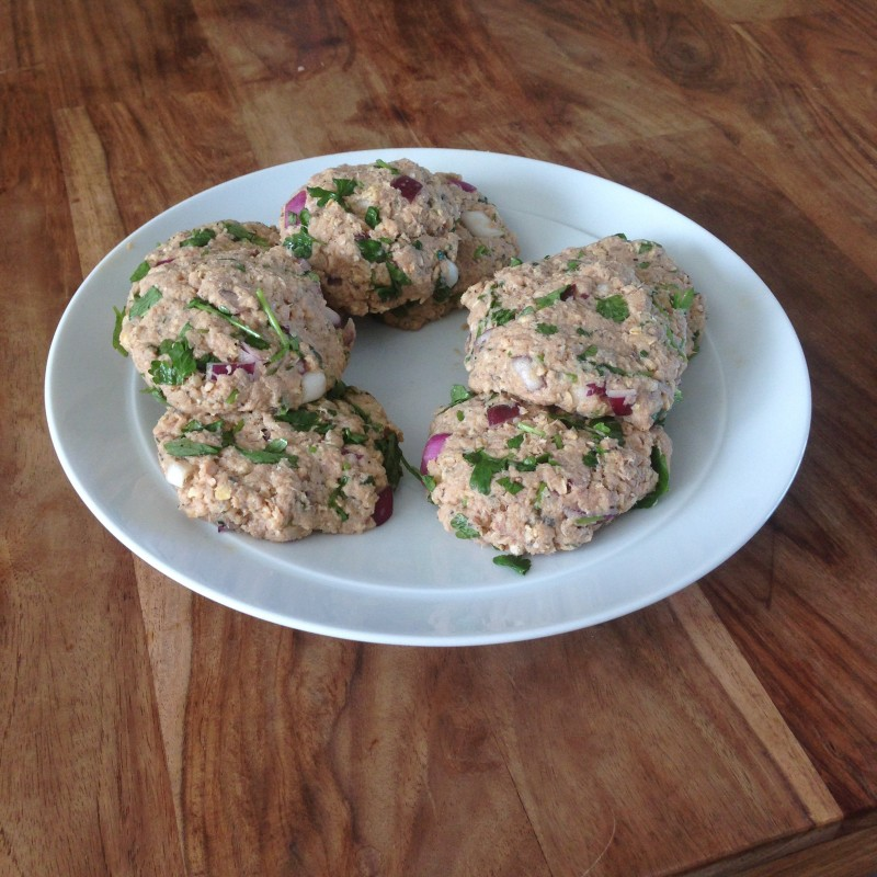 Salmon burgers recipe oceanflow newquay health seasonal