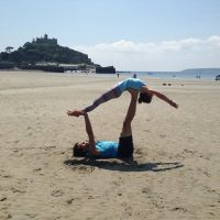 Introduction to AcroYoga Workshop – Saturday July 12th