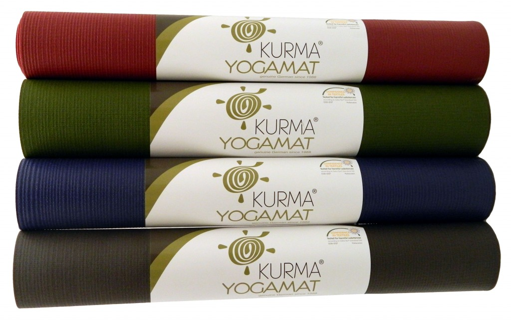 How to choose a yoga mat