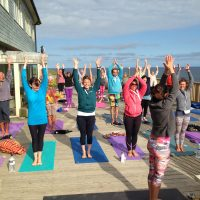 Big Free Yoga Event – Saturday August 23rd 2014