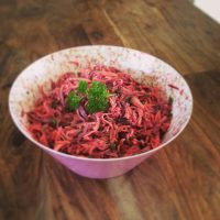 Raw Slaw – The ultimate accessory for the Summer!