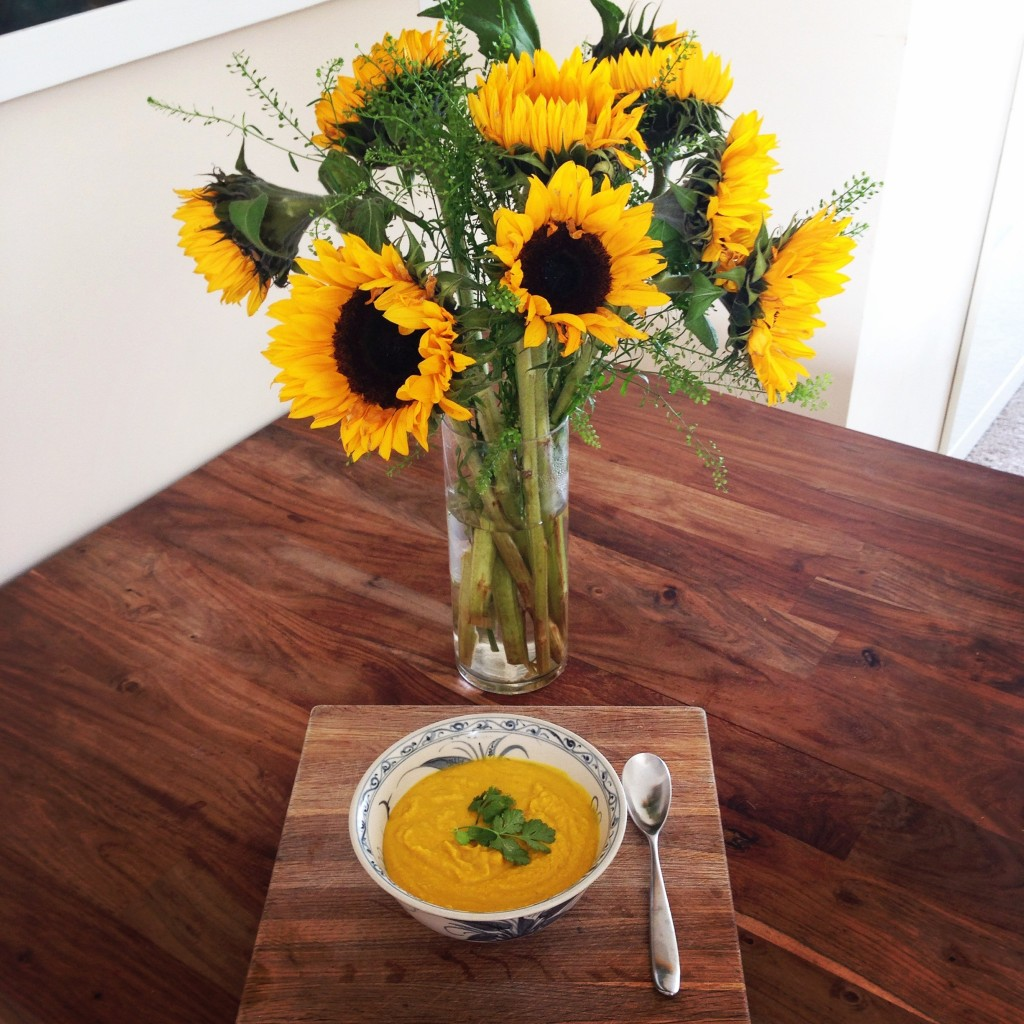 Oceanflow Yoga Newquay Cornwall Recipes Soup Late Summer Autumn Gluten Free Dairy Free Healthy