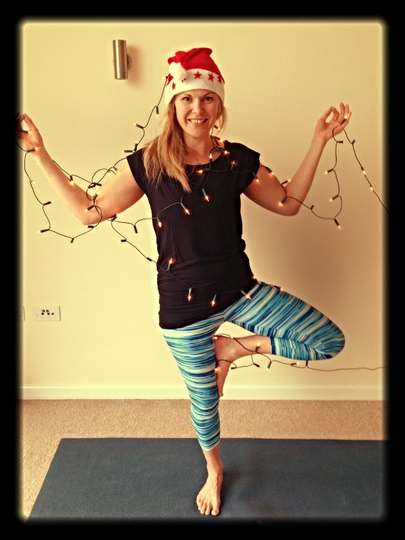 Oceanflow Yoga Newquay Cornwall Christmas timetable schedule opening hours classes