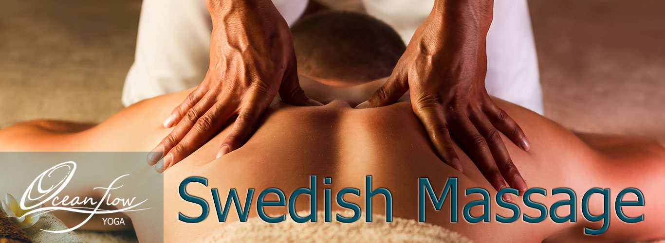 Oceanflow Yoga Wellbeing Studio Newquay Cornwall Swedish Massage Therapy treatment