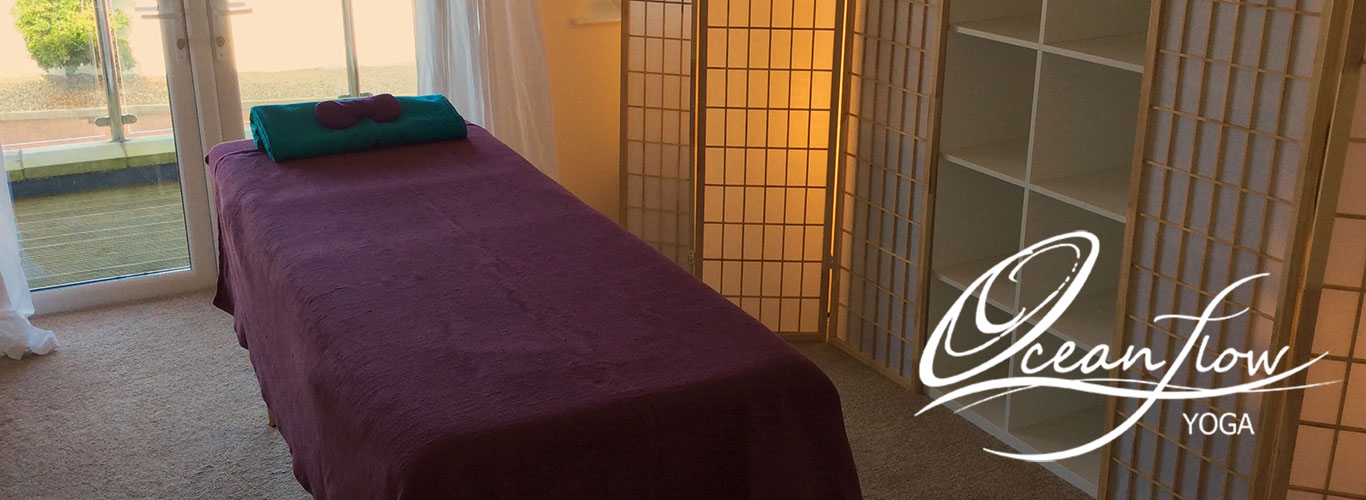 Oceanflow Yoga Therapy Newquay Cornwall Wellbeing Studio Space