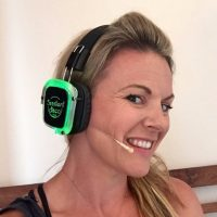 Oceanflow Yoga's Summer Party – Shhhh Silent Disco Yoga!!! Saturday 23rd July