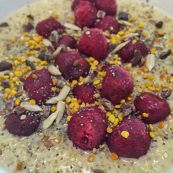 Warming Quinoa Porridge! A Seasonal Recipe to Enjoy