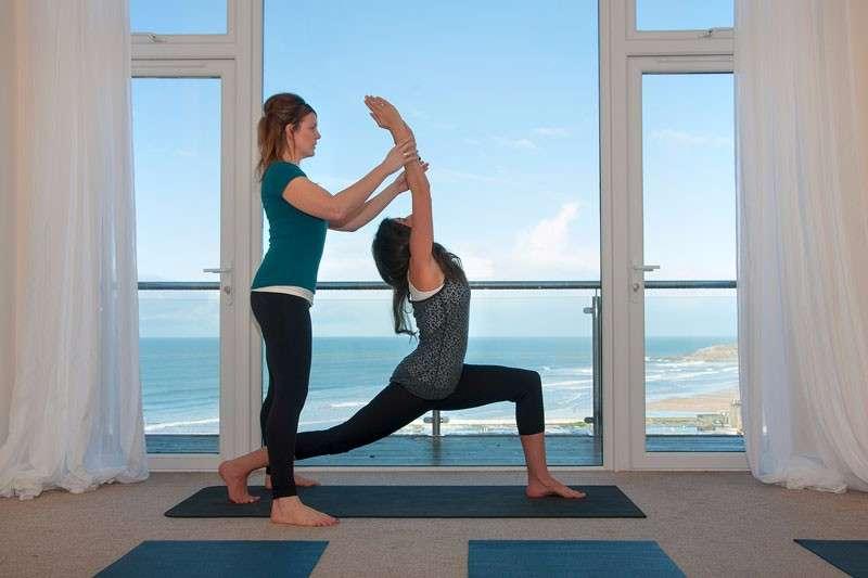 Oceanflow Yoga Newquay Cornwall Yoga