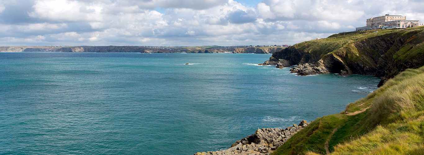 Oceanflow Yoga Studio Newquay Cornwall Yoga with a view