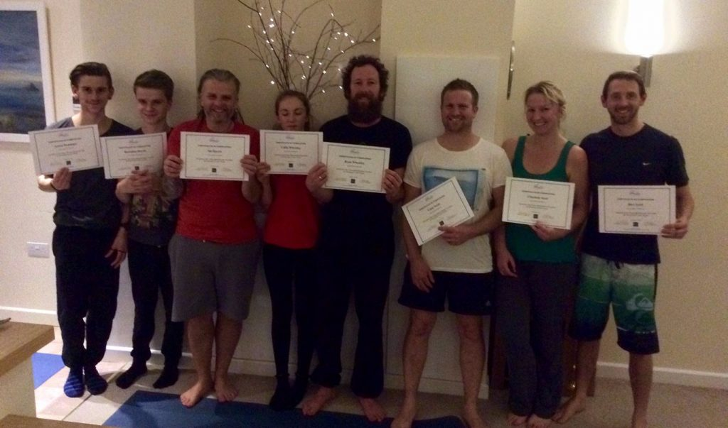 Oceanflow Yoga Beginners Yoga Course Newquay Cornwall