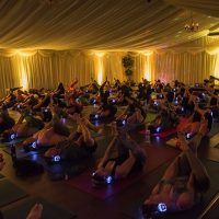 Silent Disco Yoga Winter Warmer Sessions at the Carnmarth | Vinyasa & Yoga Nidra | Sunday Jan 26th from 4pm