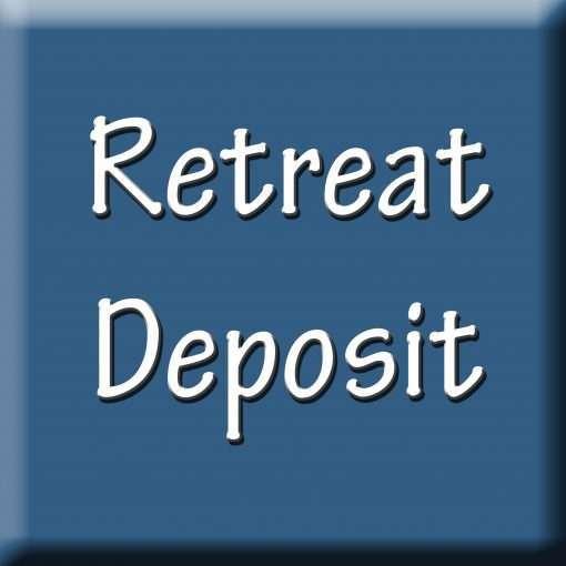 Oceanflow Yoga retreat deposit payment button