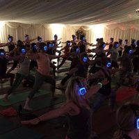 Sunday 18th February – Silent Disco Yoga