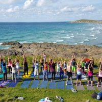 OUTSIDE Yoga Classes 27th Aug – 1st Sept