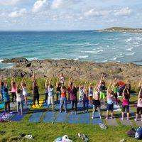 OUTSIDE Yoga Classes 16th-21st July!