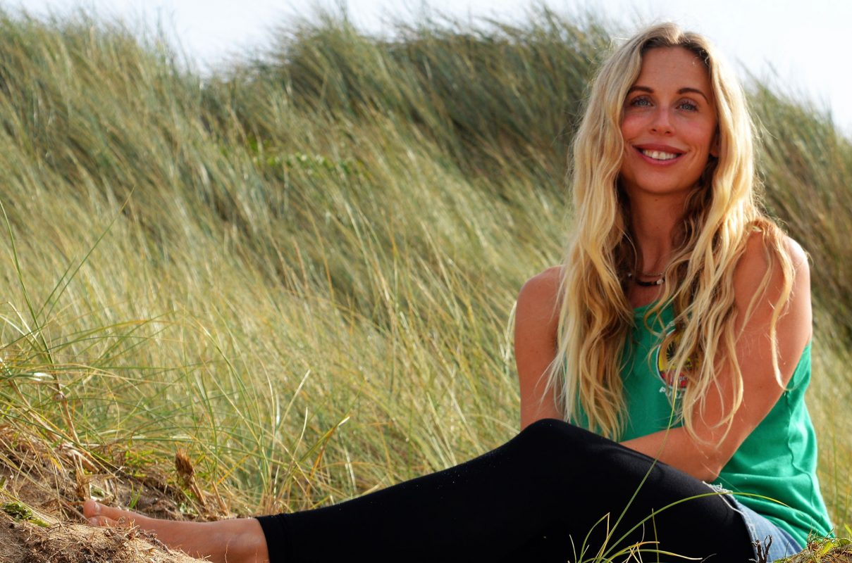 Claire Cook Oceanflow Yoga Teacher