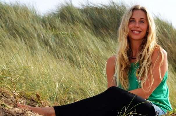 Claire Cook Oceanflow Yoga Teacher