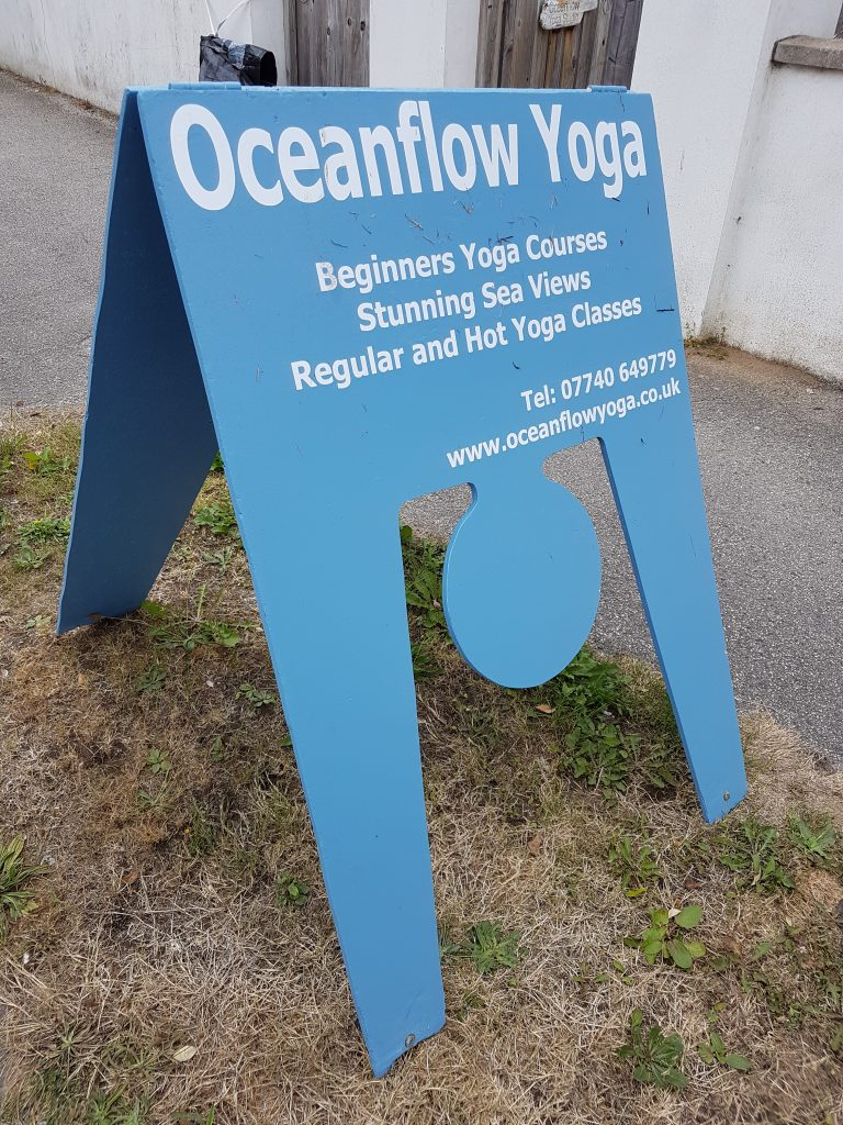 Oceanflow Yoga award winning cornwall yoga studio