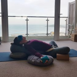 Restorative Yoga Workshop: The Art of Relaxation | Easter Mon 22nd Apr 2.30pm
