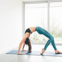 Learn to FLY: Heart Opening & Back Bending Workshop with Louise | BH Mon 6th May | 11.00-1.30pm