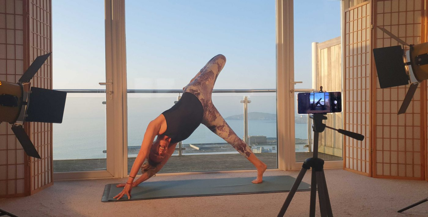 Oceanflow Yoga Live Streamed Classes
