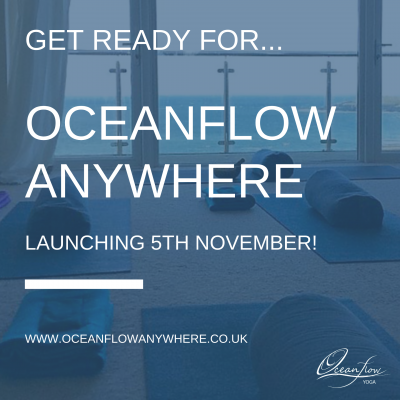 Oceanflow ANywhere on demand yoga online