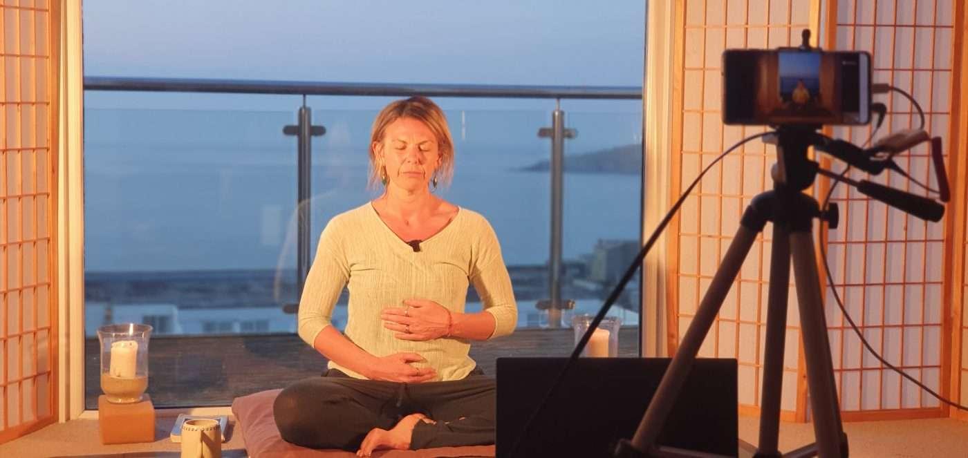 seasonal yoga workshop