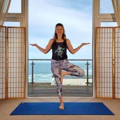 Jen harvey spring yoga workshop